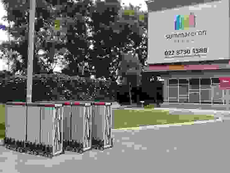 Road Block untuk Sumarecon Oleh Rongo Indonesia