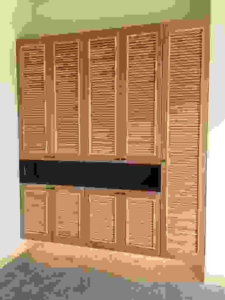 車庫鞋櫃 houseda 車庫/遮陽棚 合板 Wood effect
