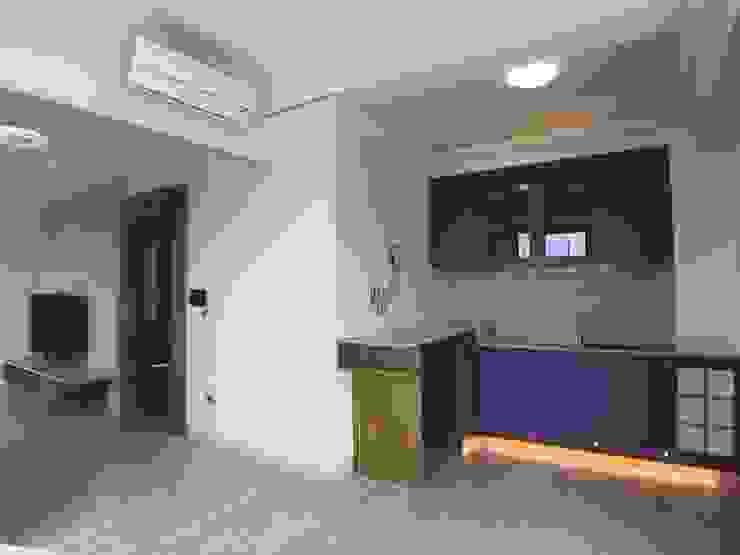 2F書房吧台 houseda 書房/辦公室 合板 Purple/Violet