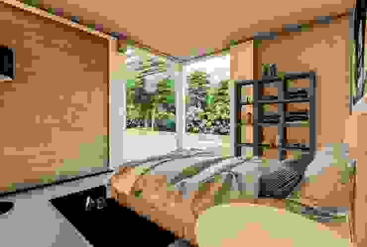 Levensloopbestendig wonen Scandinavische slaapkamers van RABARB Architecten Scandinavisch