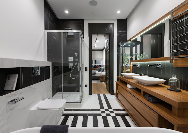 Bathroom by V.Concept studio