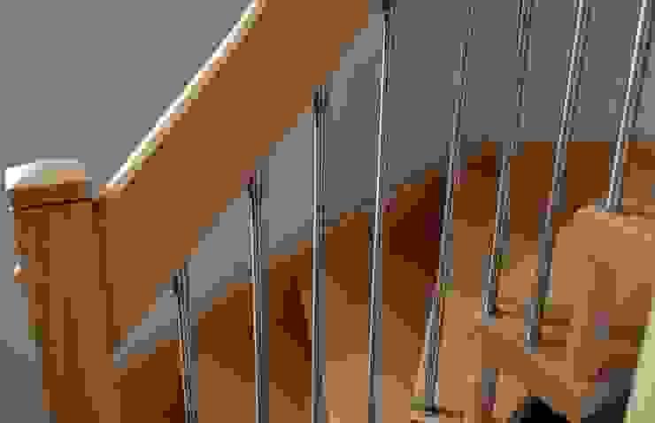 Corporación Siprisma S.A.C Corridor, hallway & stairsStairs