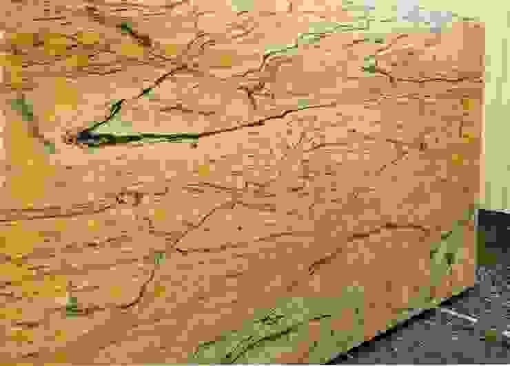 Đá Granite vàng da báo: scandinavian  by Công ty TNHH truyền thông nối việt, Bắc Âu