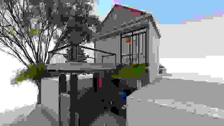 perspektif Ruang Komersial Modern Oleh Aper design Modern