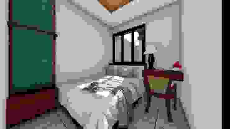 bed room Ruang Komersial Modern Oleh Aper design Modern