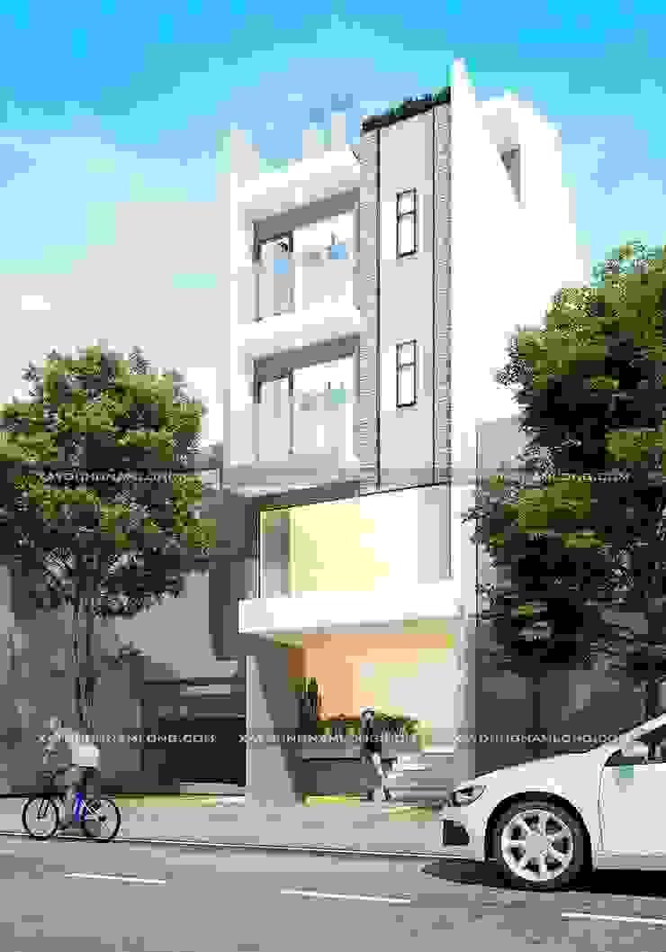 Thiết kế nhà cho thuê bởi Thiết kế nhà đẹp ở Hồ Chí Minh