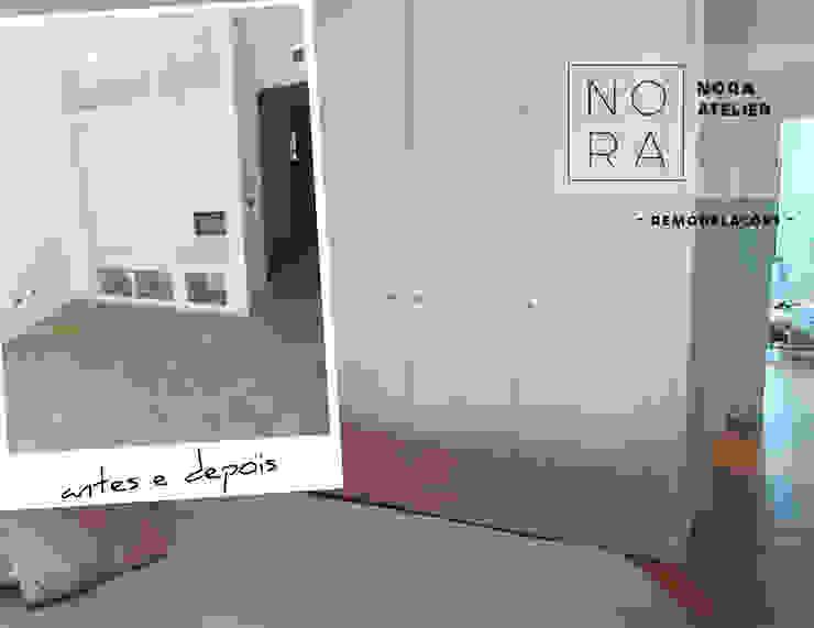 Minimalist Yatak Odası Nora Atelier Minimalist