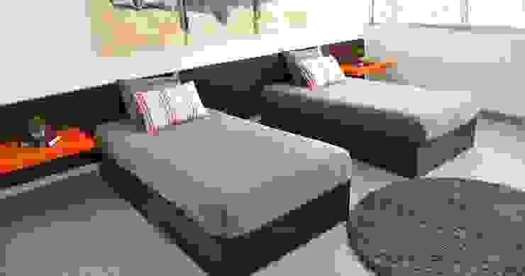 Dormitorios Dobles Corporación Siprisma S.A.C DormitoriosCamas y cabeceras