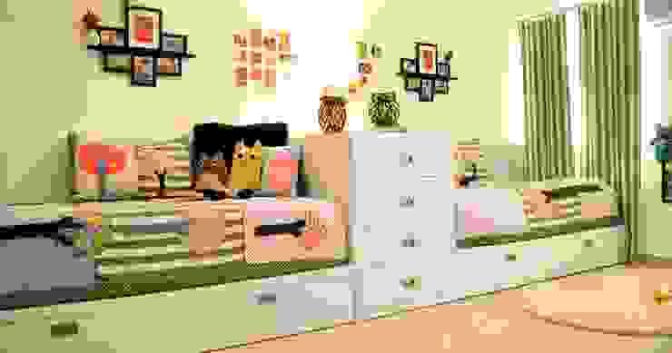 Dormitorios Infantiles Corporación Siprisma S.A.C Dormitorios infantiles Camas y cunas