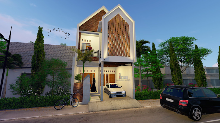Rumah Jawaniki Oleh Arsan Architect