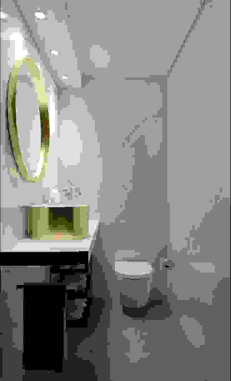 Baños de estilo moderno de Glim - Design de Interiores Moderno