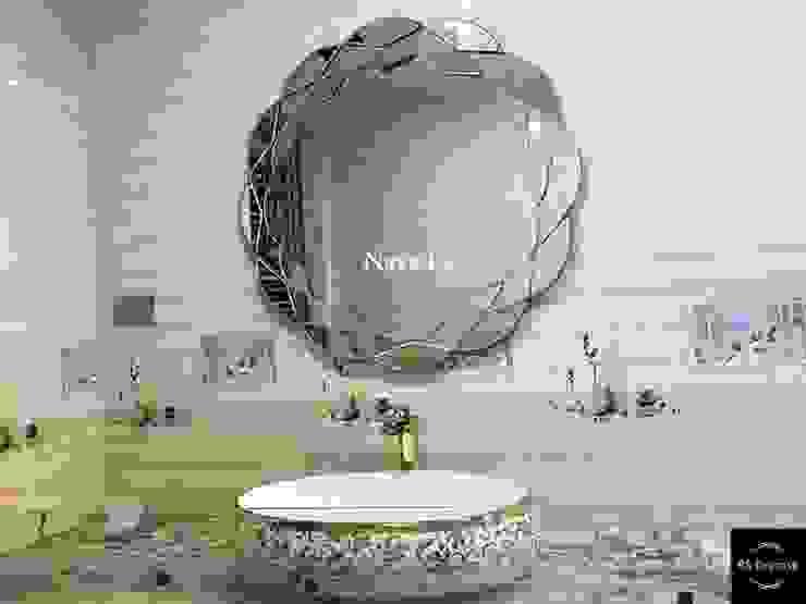 Gương phòng tắm Eslia: hiện đại  by Công ty TNHH Navado Việt Nam, Hiện đại