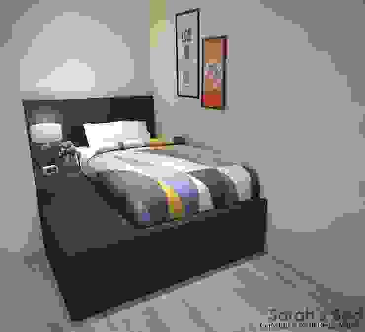 Hougang Street 22 by Swish Design Works Minimalist