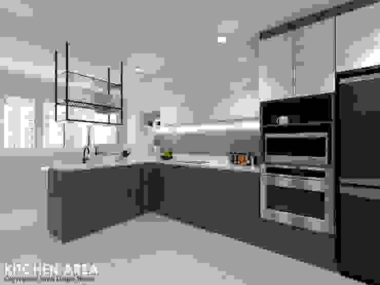 Hougang Street 22 by Swish Design Works Modern