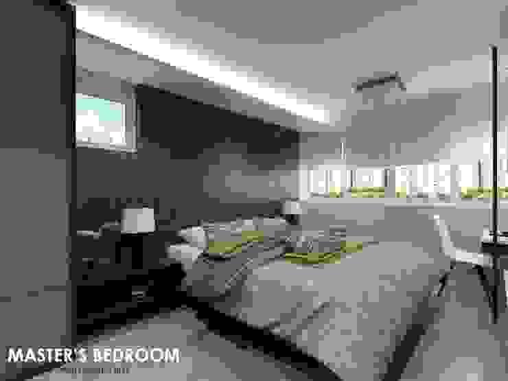Ang Mo Kio Ave 3 by Swish Design Works Scandinavian