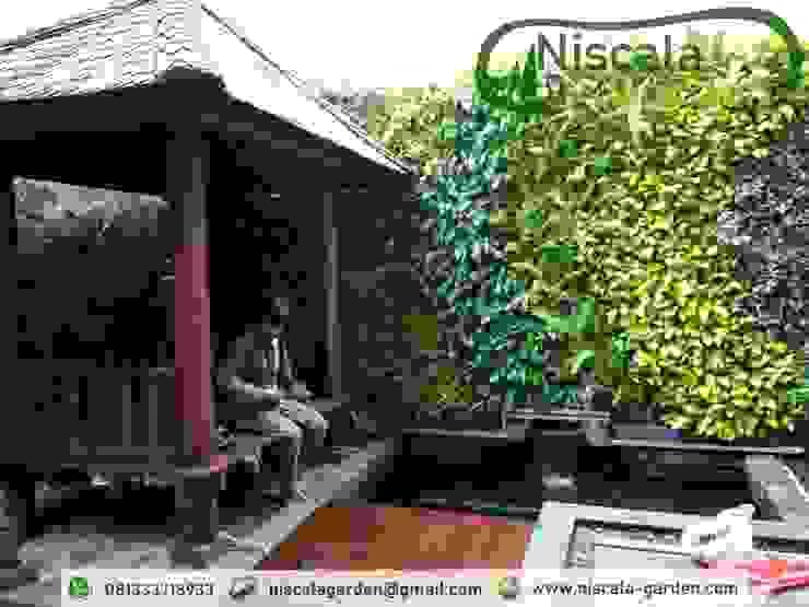 Tukang Taman Vertikal Malang NISCALA GARDEN | Tukang Taman Surabaya