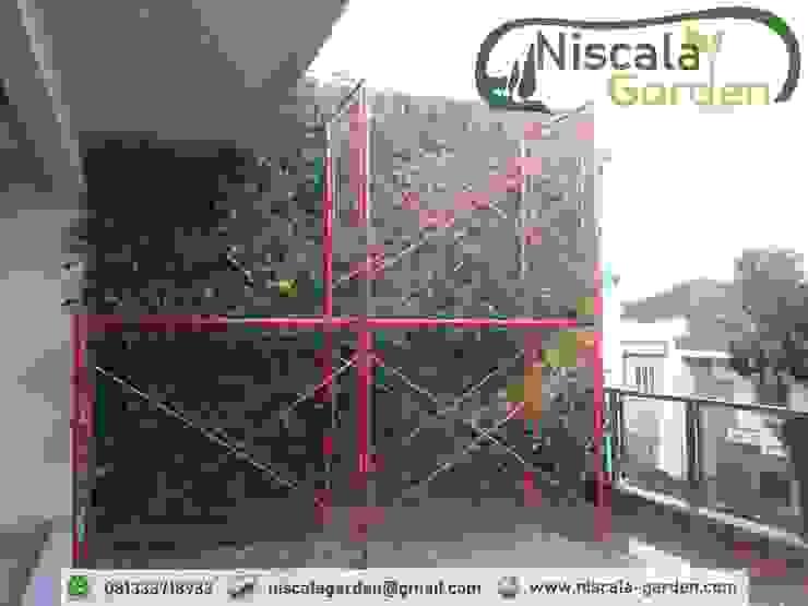 Tukang Taman Vertikal Malang Oleh NISCALA GARDEN | Tukang Taman Surabaya