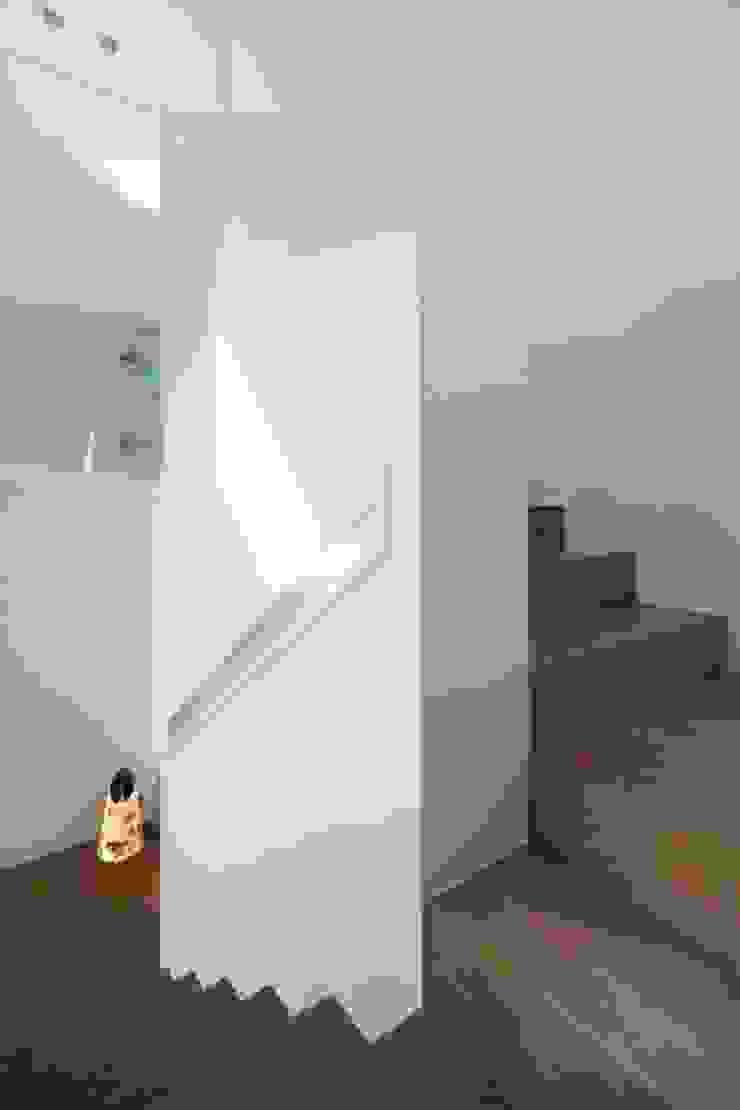 Flavia Benigni Architetto Escaleras Madera Blanco