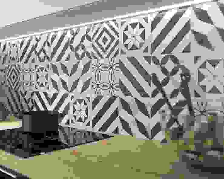 Ceramika Paradyz Cocinas de estilo moderno