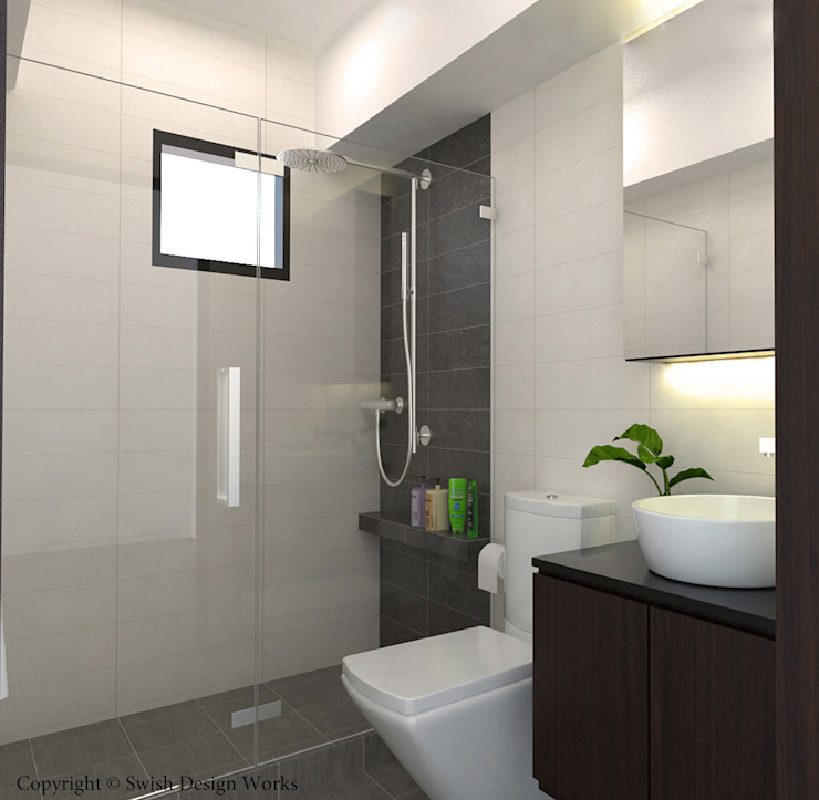 Classic style bathroom by Swish Design Works Classic