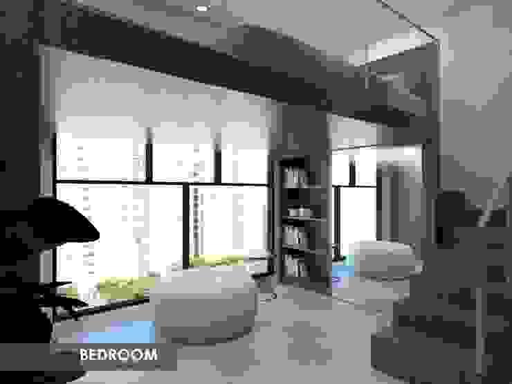 Salas de estilo moderno de Swish Design Works Moderno