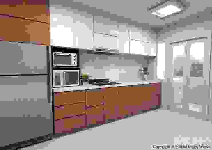 Modern Kitchen by Swish Design Works Modern