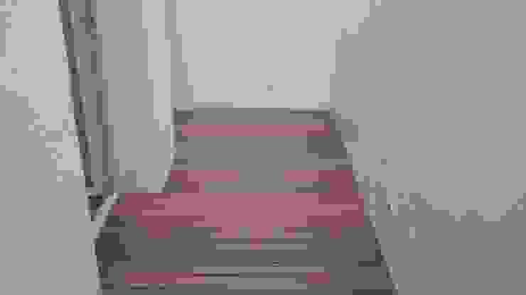 Deck Varandas, marquises e terraços modernos por Grupo Corpe® Moderno Derivados de madeira Transparente