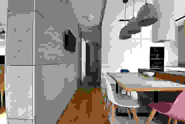Piotr Stolarek Projektowanie Wnętrz Cucina moderna