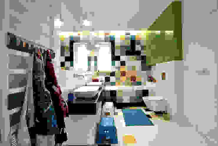 Piotr Stolarek Projektowanie Wnętrz Modern bathroom