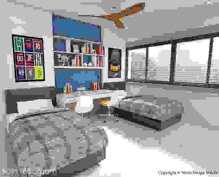 Serangoon North Ave 2 by Swish Design Works Scandinavian