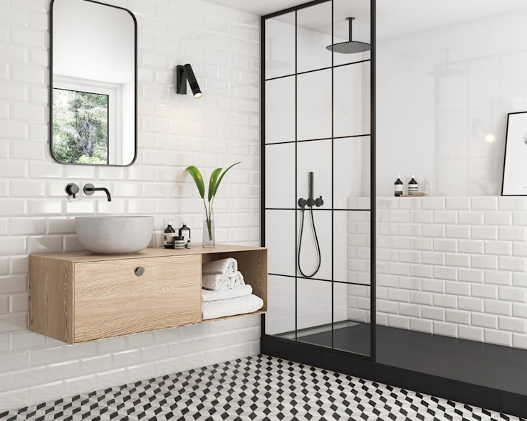 Bathroom by Ceramika Paradyz,