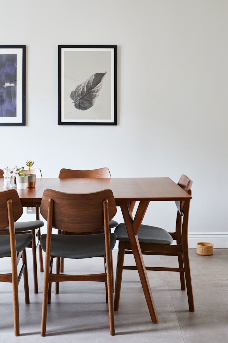 Home Renovation, Forest Hill Modern dining room by Resi Architects in London Modern