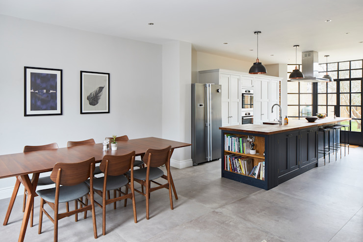 Home Renovation, Forest Hill:  Kitchen by Resi Architects in London