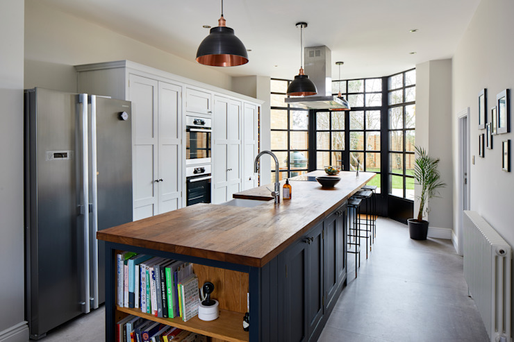 Home Renovation, Forest Hill Modern style kitchen by Resi Architects in London Modern