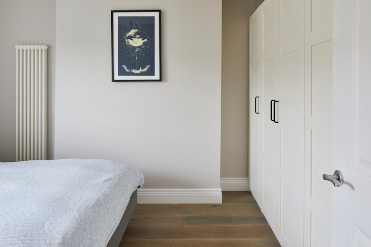 Home Renovation, Forest Hill Modern style bedroom by Resi Architects in London Modern
