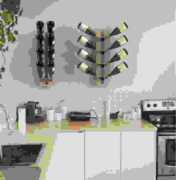 Le zie di Milano KücheAufbewahrung und Lagerung Massivholz