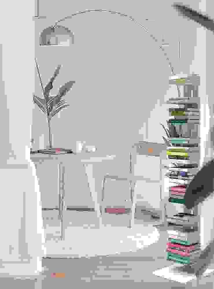 Le zie di Milano WohnzimmerSchränke und Sideboards Massivholz Weiß