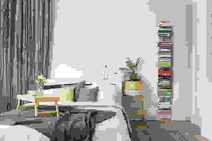 Le zie di Milano Kleines Schlafzimmer Massivholz