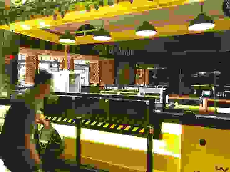 Stand retail MKG 2 Oleh SPADE Studio Indonesia Asia