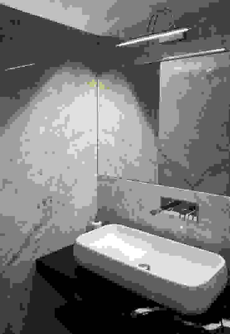 Canalmarmi e Graniti snc Salle de bain classique Marbre Blanc
