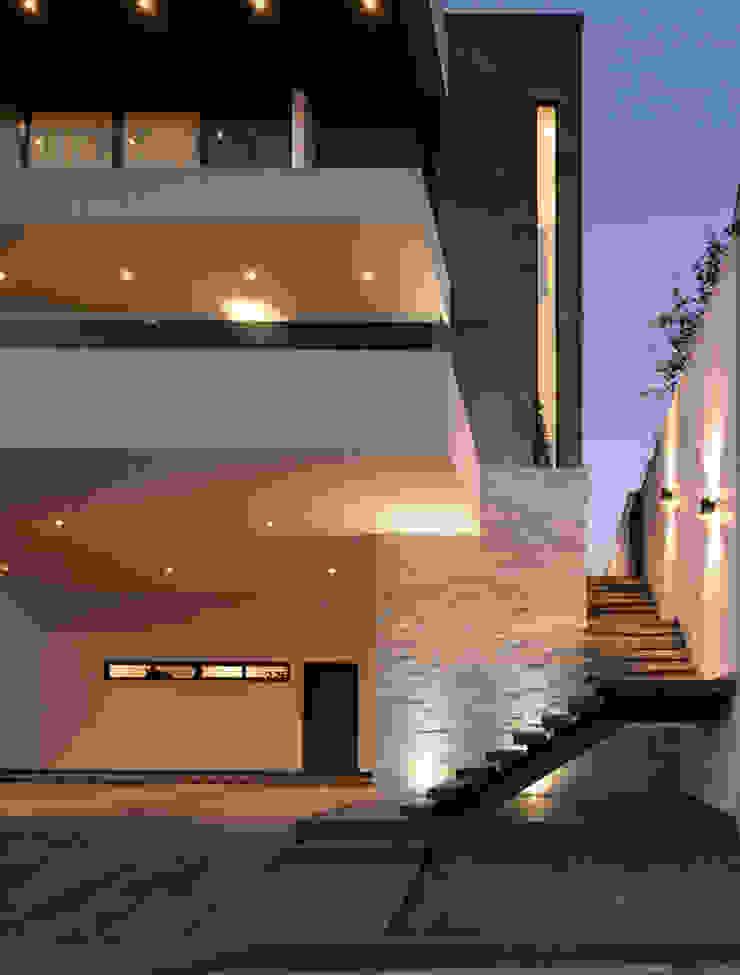 Fachada principal de Nova Arquitectura Moderno