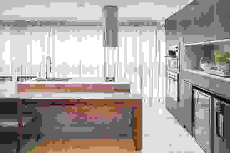 Apartamento MS por BEP Arquitetos Associados Clássico