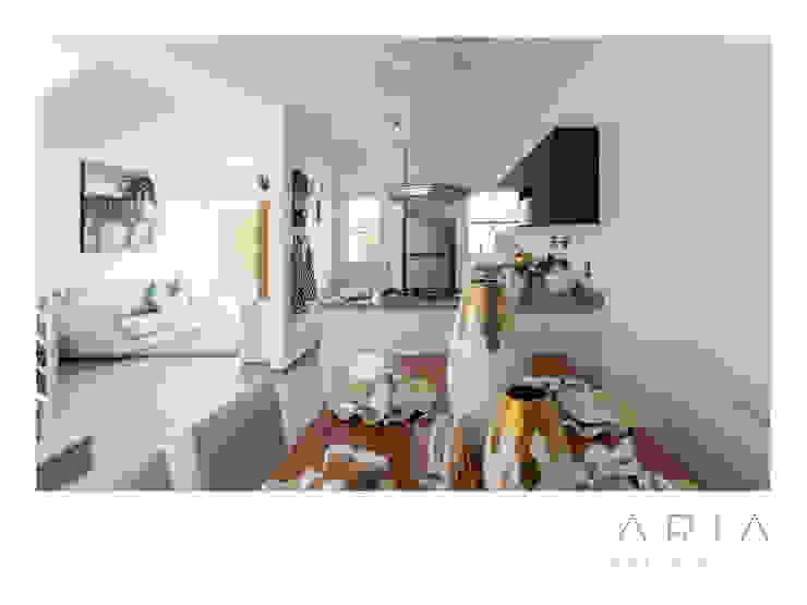 Aria Estudio Modern dining room