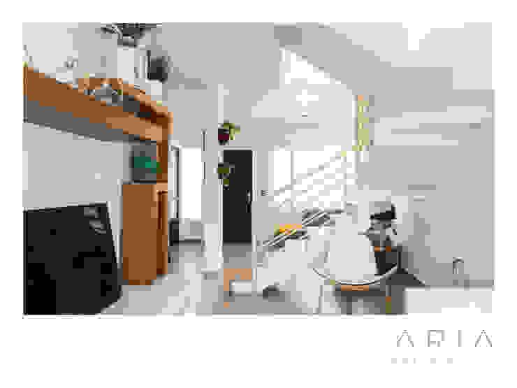 Aria Estudio Living room