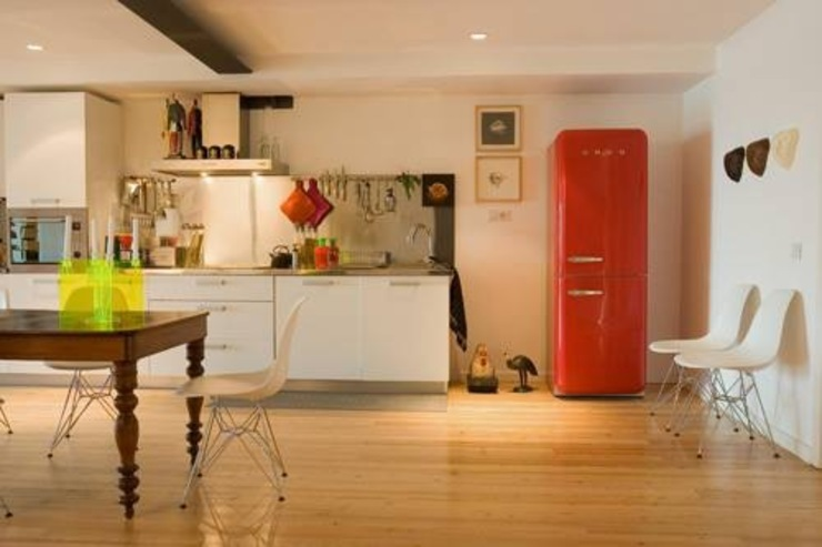 Loft Design > Kitchen por IN PACTO Moderno