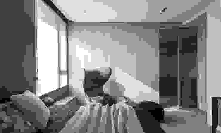 room 根據 湜湜空間設計 現代風 木頭 Wood effect