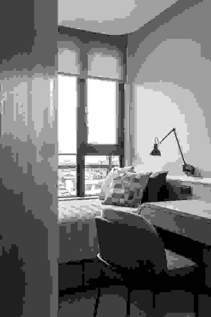 room 根據 湜湜空間設計 現代風 實木 Multicolored