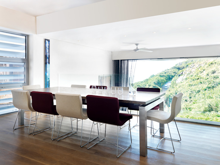 Peak House Modern dining room by Original Vision Modern