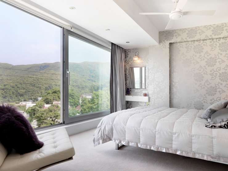 Clearwater Bay House Modern style bedroom by Original Vision Modern