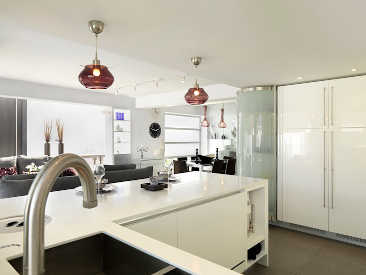 Clearwater Bay House Modern kitchen by Original Vision Modern